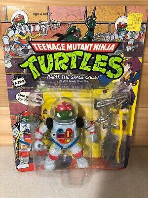 Raphael The Ninja Turtle (NEW 1990 TMNT RAPH, THE SPACE CADET Teenage Mutant Ninja Turtles RAPHAEL)