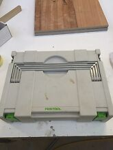 Festool guide rail accessories kit Goodwood Unley Area Preview