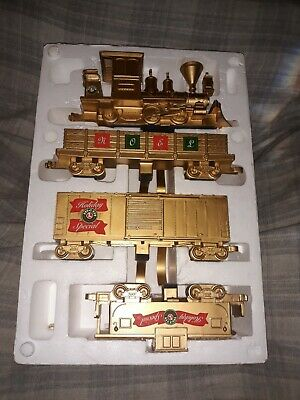 Lionel Train Christmas Stocking Hangar Set 7-732933 See Condition