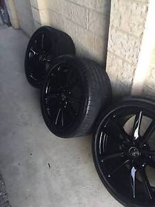 VF Redline wheels staggered forged Geraldton Geraldton City Preview