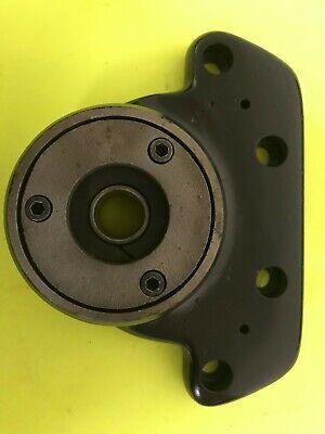 Milling Machine Part - Bridgeport X Axis Cast Steel End Cap Used