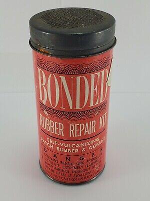 New Vintage Bonded Rubber Repair Kit Bicycle Motorcycle Tire