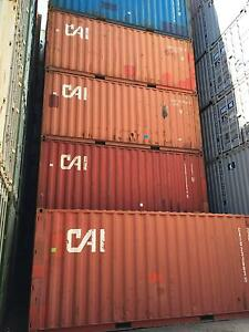 Shipping Containers 20' from $1980 inc. in Coffs Harbour Boambee Coffs Harbour City Preview