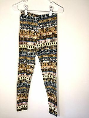 No brand name leggings work out pants stretch stretchy size small medium - Leggings Brand Name
