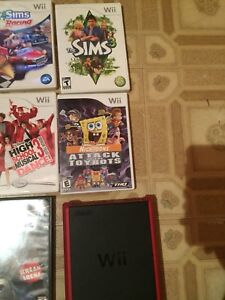 Video game lot