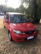 Mazda 2 2004 NEO DY Manual White Gum Valley Fremantle Area Preview