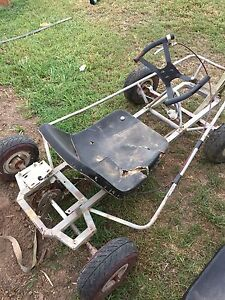 Go cart frame Morayfield Caboolture Area Preview
