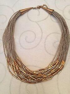 Jewellery Necklace Branded And Handmade BNNW Topshop, Debenhams Etc