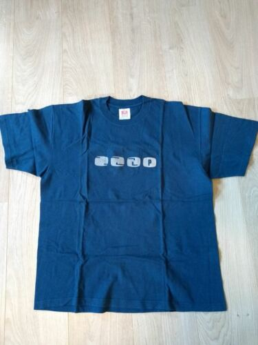 Portishead Tour 1998 Vintage Merch t-shirt shirt Official Rare Used