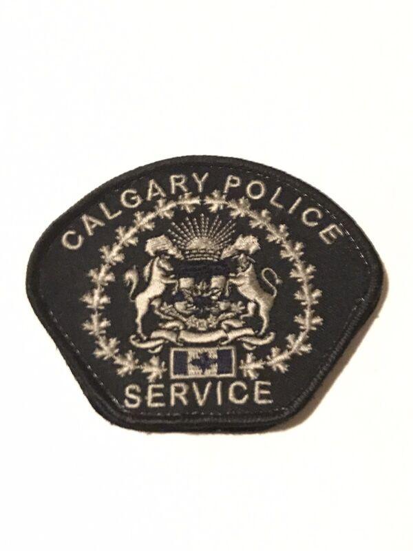Calgary Police Service Patch
