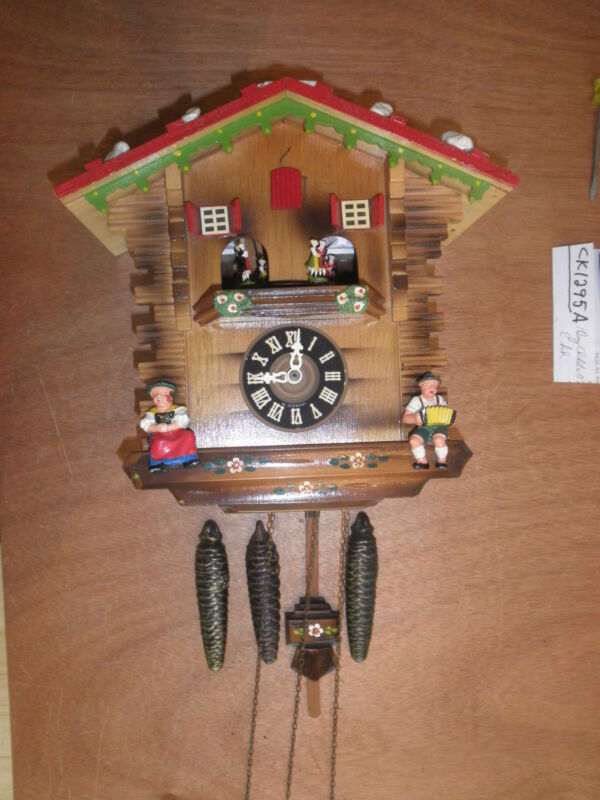 Cuckoo Clock Black Forest German ALL LISTING ON CUCKOOWHISPERER SORRY