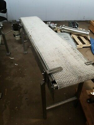 Conveyor 14 X 78 Stainless Steel Conveyor