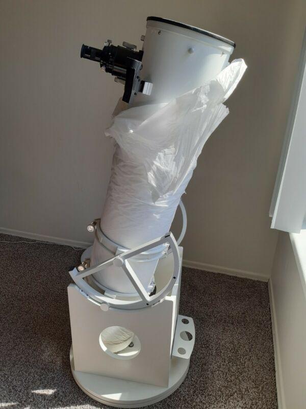 """Explore Scientific 8"""" Dobsonian Telescope"""