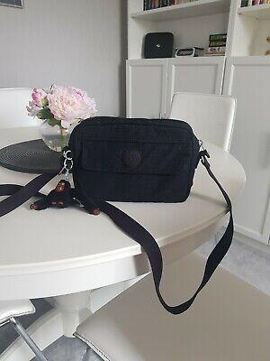 KIPLING BAG WITH MONKEY KEYRING AND ADJUSTABLE STRAP