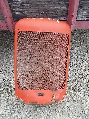 Allis Chalmers B Ac Tractor Original Nose Cone Grill Radiator Cover