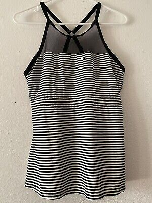 Beach House Sports Women's Swim Shirt Size M/L