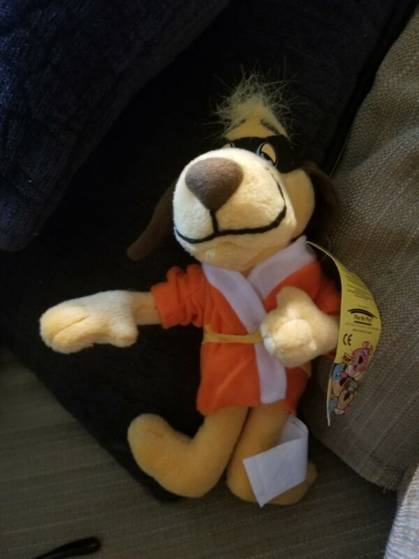 "HONG KONG PHOOEY - 2001 CARTOON NETWORK 8"" PLUSH W/ TAG - #1 SUPERGUY!"