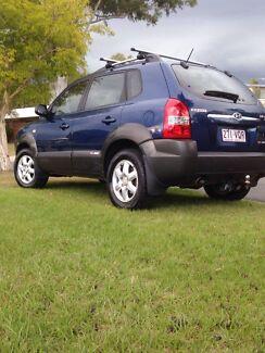 2005 Hyundai tucson Carina Brisbane South East Preview