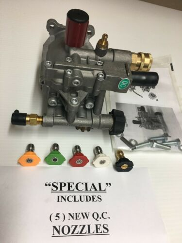 New PRESSURE WASHER PUMP Replace A14292 XR2500 XR2625 EXHA2425 EXCELL DEVILBISS