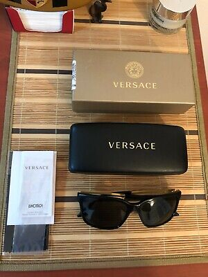 versace 4307 GB1/87 BLACK 58 mm Men Sunglasses