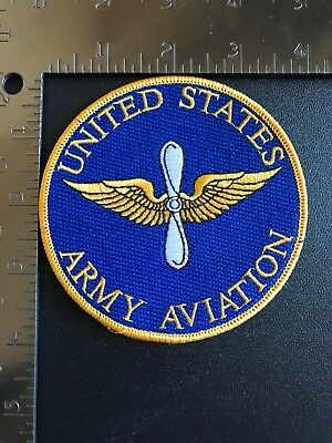 US ARMY AVIATION BRANCH PATCH (Army Branch)