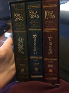 Lord of the rings. The motion picture trilogy speacical extended