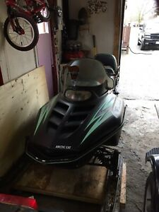 Arctic cat 700 $400