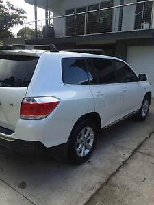 2012 Toyota Kluger Wagon St Georges Basin Shoalhaven Area Preview