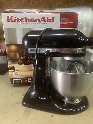 KitchenAid 5 Qt. Tilt Head Stand Mixer - (KSM150WH)