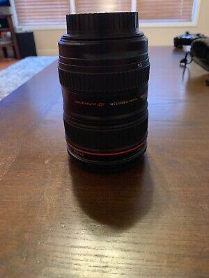Canon EF 24-105mm f4 L IS USM Lens 24-105/4