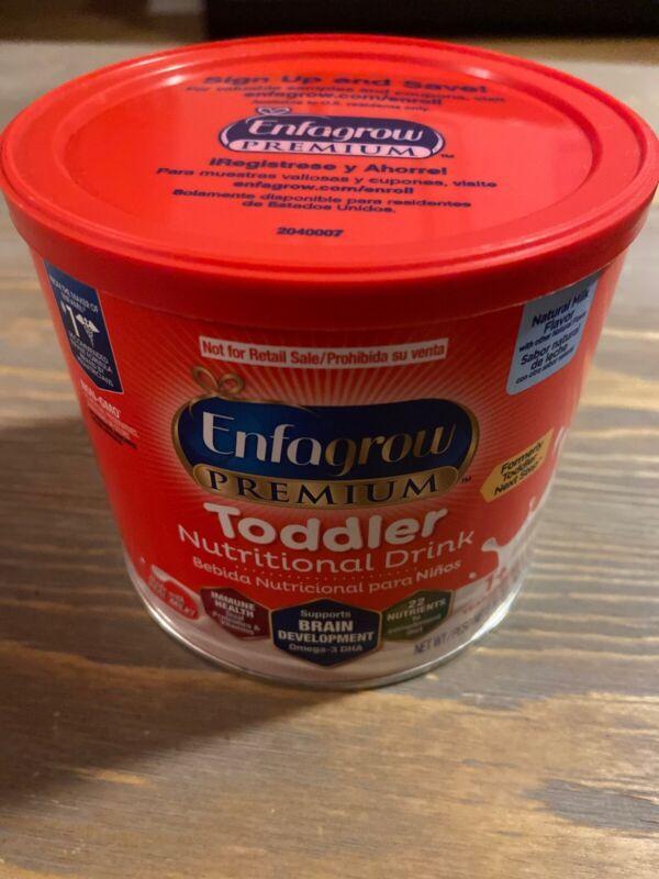NEW! Enfagrow Premium Toddler 1+years Nutritional Drink 10 oz.