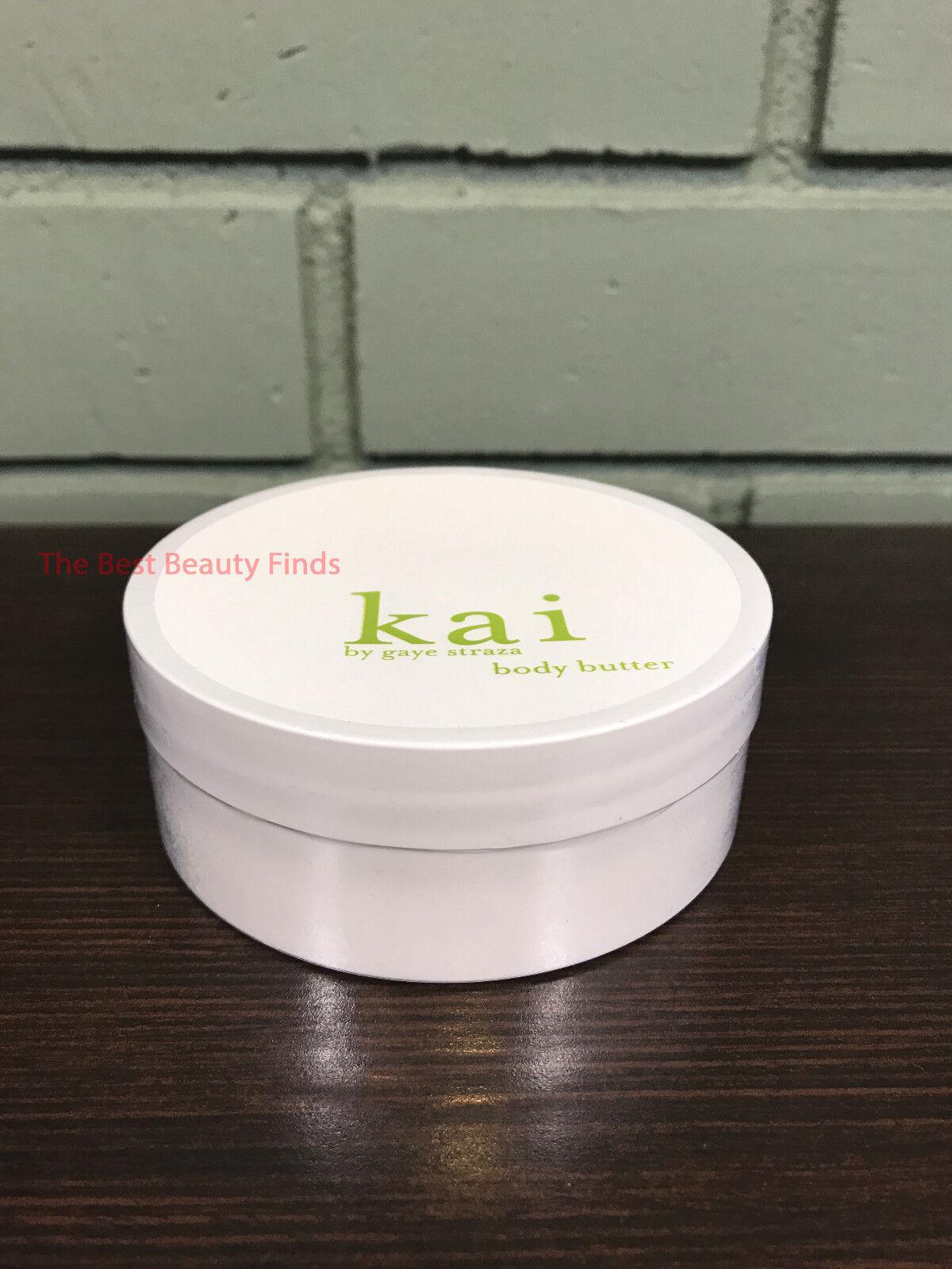 KAI BY Gaye Straza BODY BUTTER 6.4oz- SEALED & FRESH - Fast