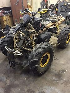 Can am renegade part out