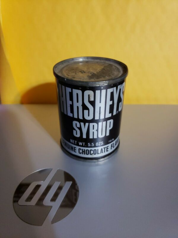 Vintage Sealed Tiny Can Hershey