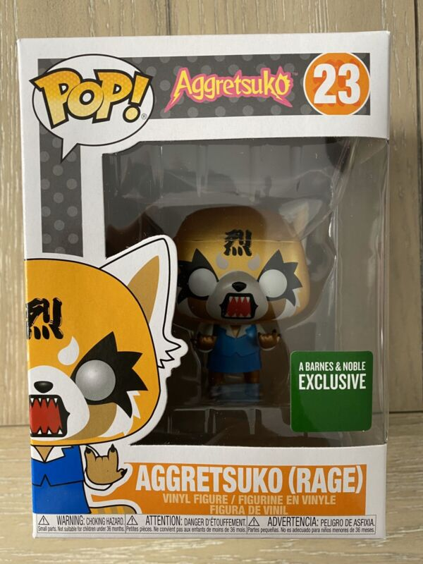 Aggretsuko Funko Sanrio Loungefly Backpack Bag Rage Face NWT ⚡️Ships Today⚡️