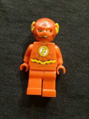 LEGO DC Super Heroes Flash Minifigure From Set 76098