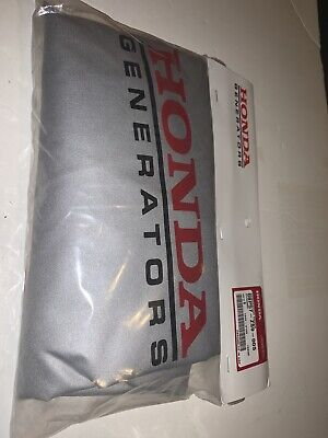 Honda 08p57-zs9-00s Eu3000is Generator Silver Cover