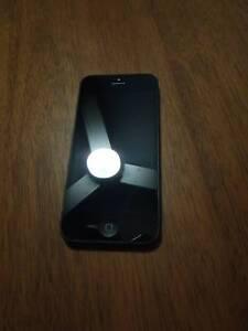 iPhone 5 - 16GB -UNLOCKED Black & Slate Smartphone FAULTY Collingwood Yarra Area Preview