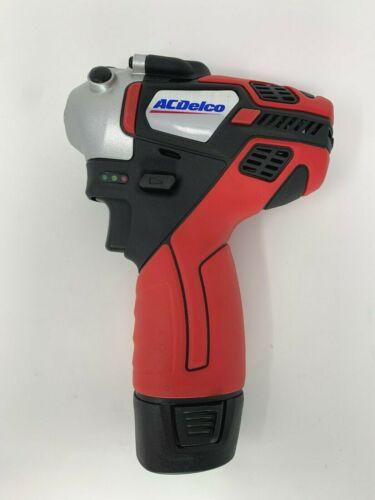 "ACDelco Mini Cordless Polisher Tool Set 2 Speed 12V 3"" Pad, ***PLEASE READ***"
