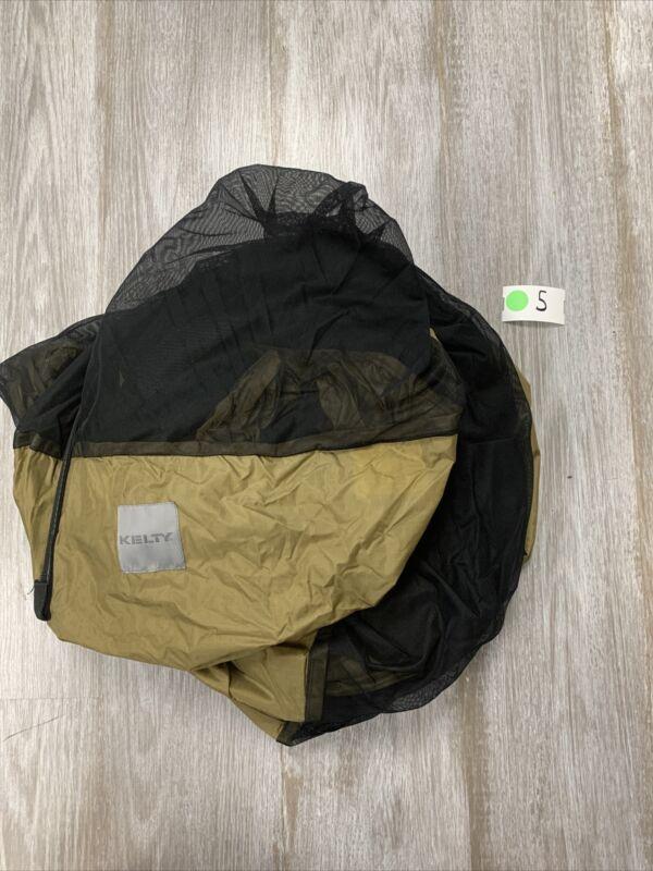 Kelty VariCom No Fly Zone sleeping bag nylon mesh cover tactical military
