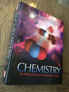 Chemistry: The Molecular Nature of Matter and Change (7th Ed.)