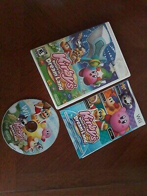 Kirbys return to dreamland wii