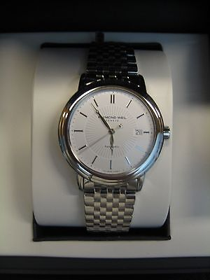 Raymond Weil Maestro Automatic Date Men's Automatic Watch 2847-ST-30001