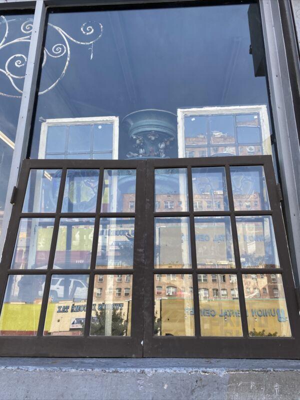 Wood Casement Windows 37 Tall X 52.5 Total Opening