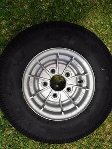 10 inch Boat Trailer Wheel Cooranbong Lake Macquarie Area Preview