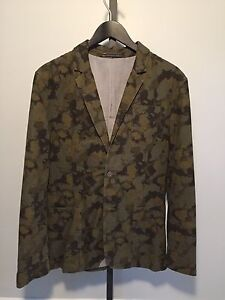 Veston style camouflage JACK & JONES
