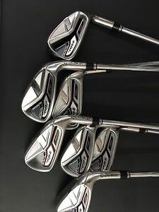 Golf clubs TaylorMade RBZ pro irons 4 to PW Daceyville Botany Bay Area Preview