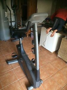 Home gym bike step machine and weights Baulkham Hills The Hills District Preview