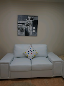 Whole white livng room package every includin Craigieburn Hume Area Preview