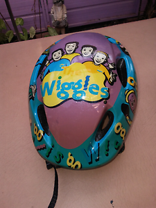 Youth Wiggles Bicycle helmet Pakenham Cardinia Area Preview
